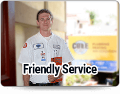 Friendly Service